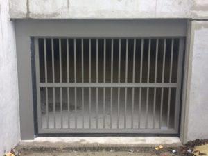 Installation d'une porte SAFIR INTRO BARO – Chantier Carré Malo