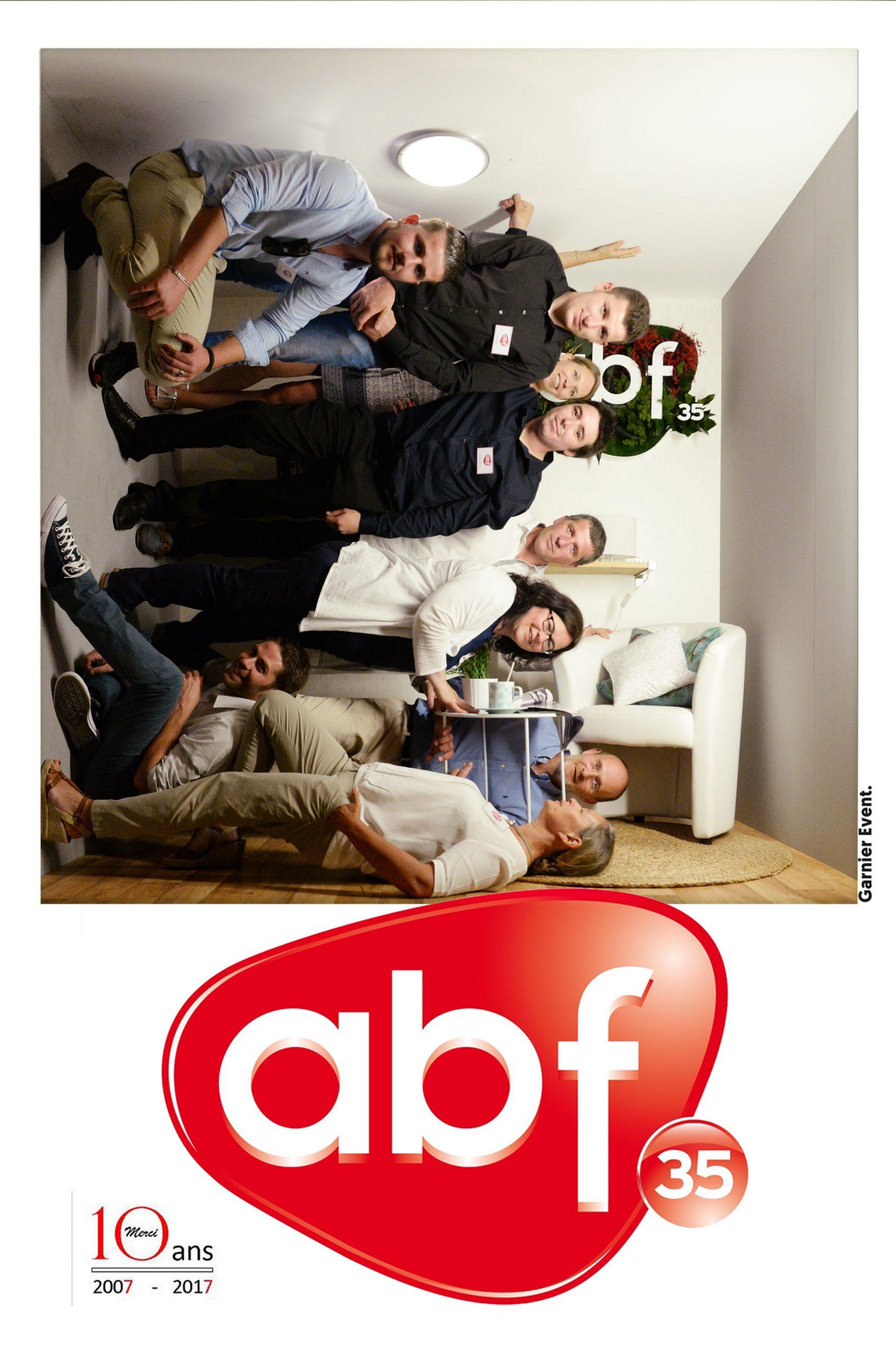Soirée anniversaire : ABF35 a fêté ses 10 ans !