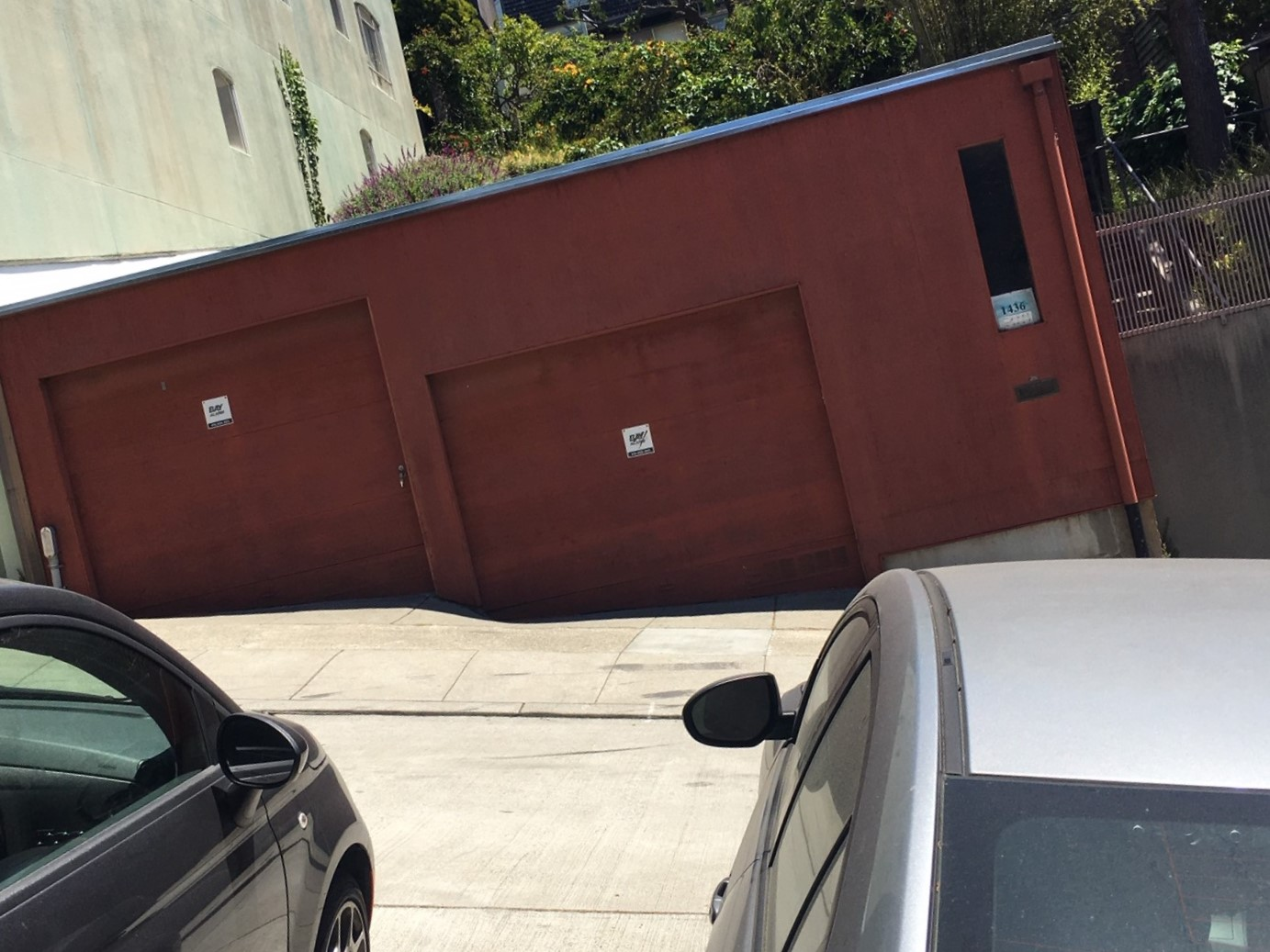 You are currently viewing [Effet d'optique?] Dans les rues de San Francisco…