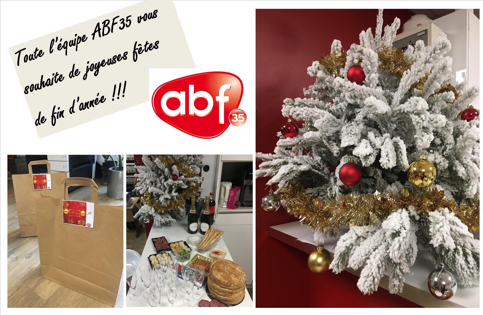 [SecretSanta] La Team ABF35 fête Noël en avance et vous souhaite de joyeuses fêtes !