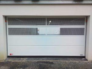 [TROMPE_L'OEIL] Porte automatique basculante SAFIR S400