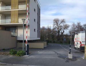 [PACE] Installation d'une barrière levante